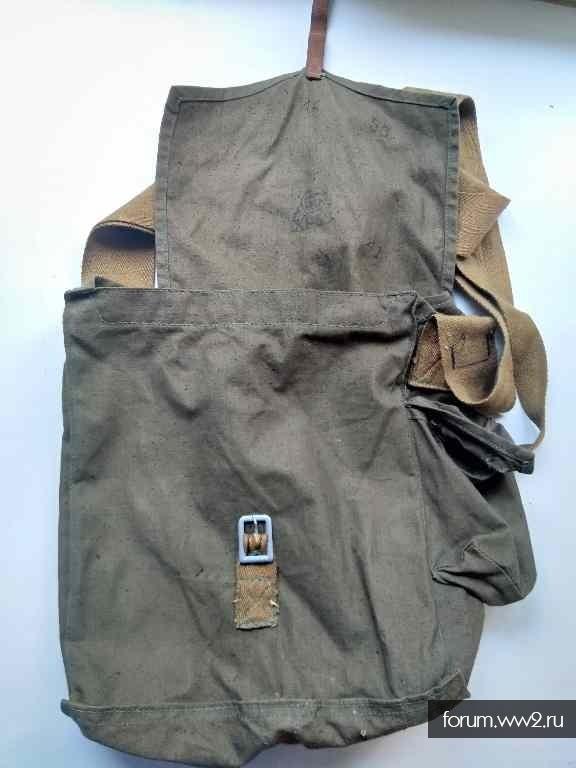 Противогазные сумки