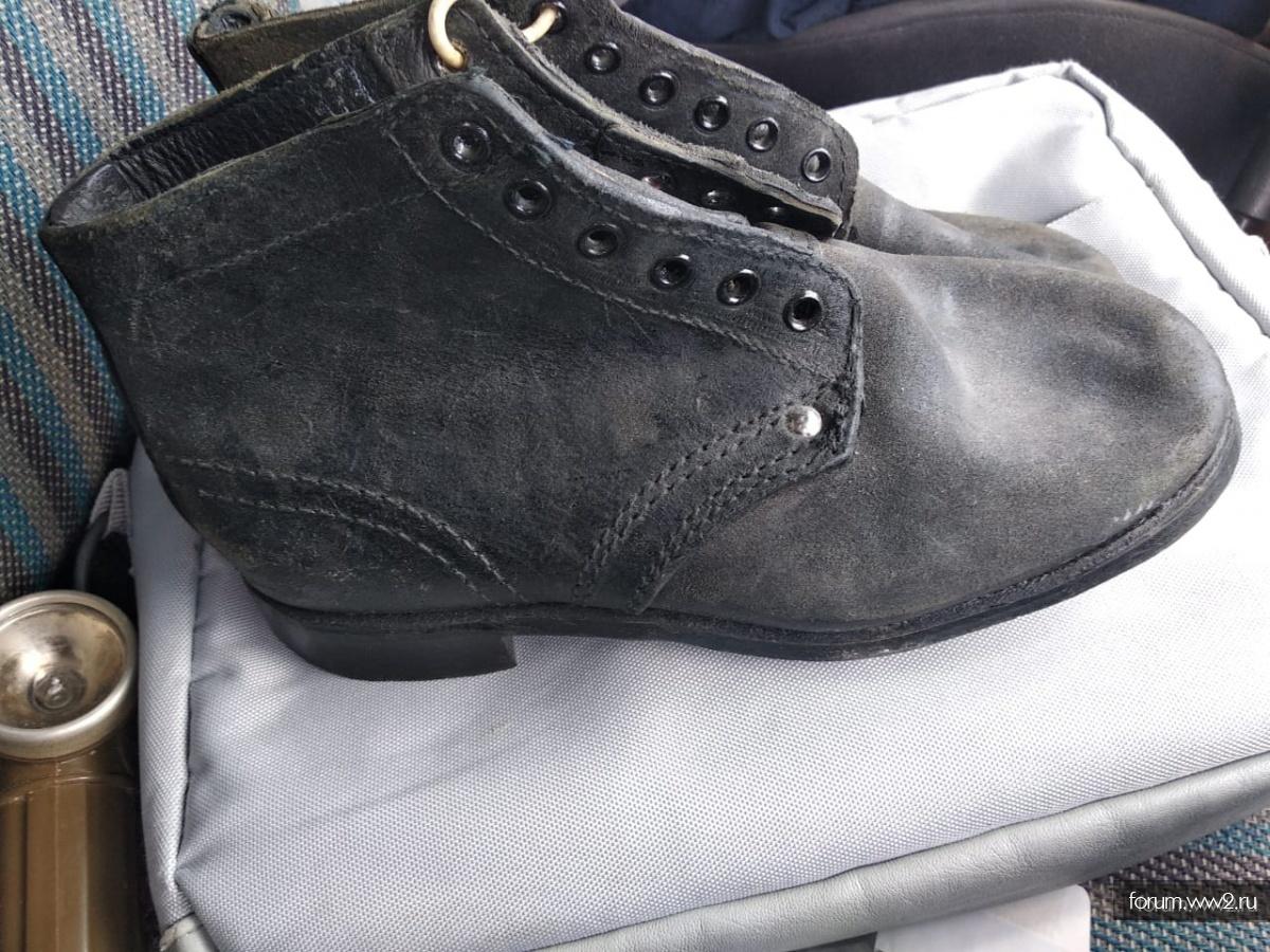 Ботинки РККА?