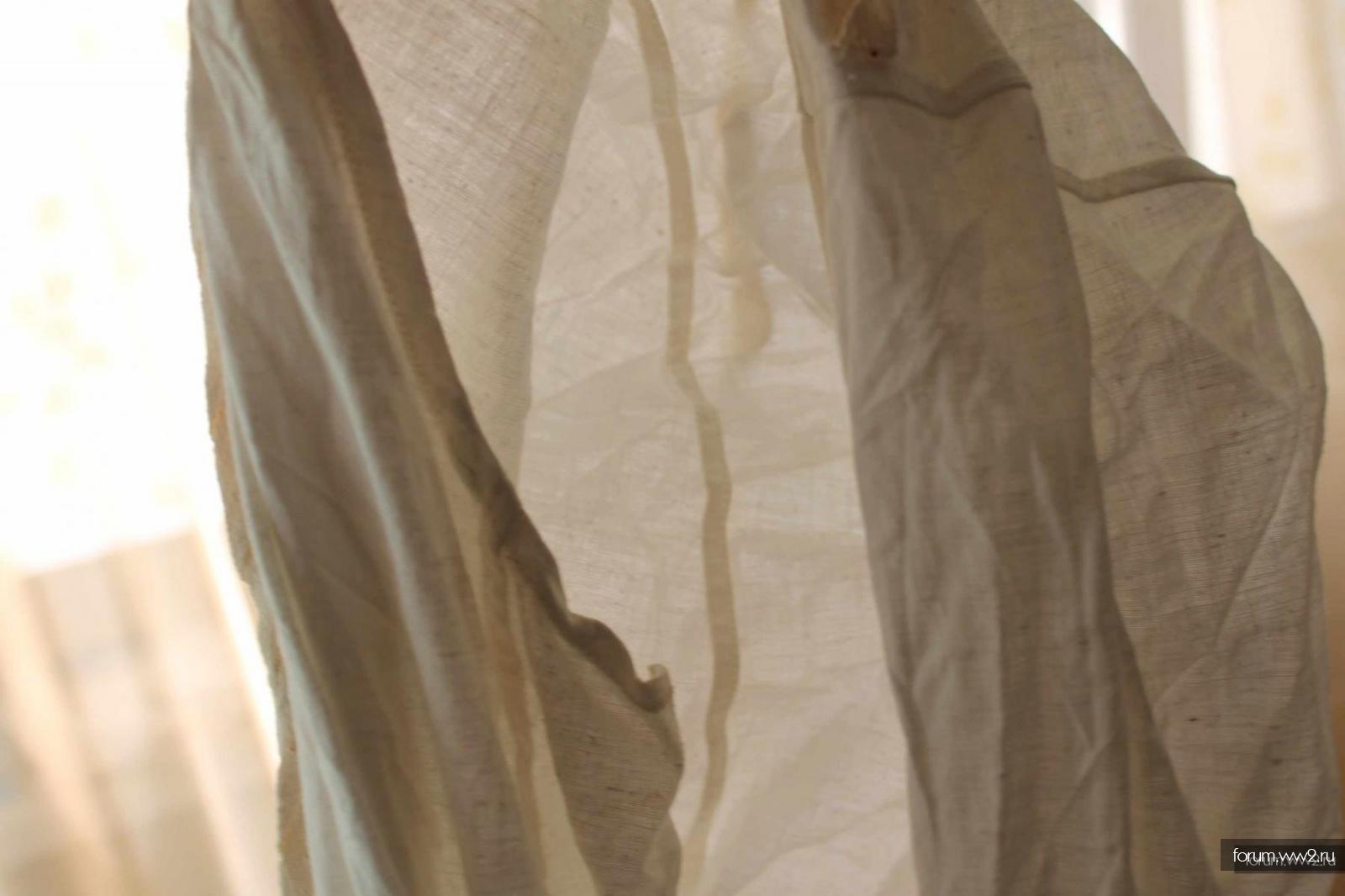 Мешок с клеймом.