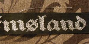 RAD нарукавная лента Emsland