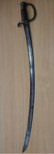 Шашка драгунская обр1841
