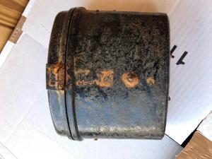 Бакелитовый кофр от ганс бинокля