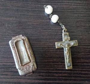 Крестик и оберег