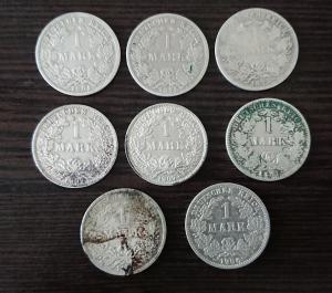 Серебряные рейх марки