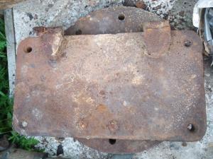 люки т-34
