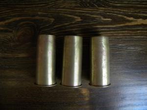 Гильзы Гочкис 37 мм