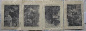 4 разные листовки 1943