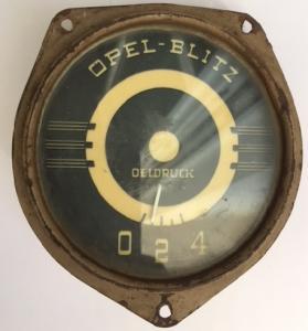 Прибор от Opel Blitz