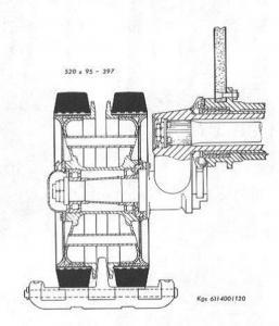 Ищу чертеж на каток PzV-III или руководство по сборке-разборке