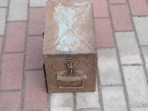ящик от техники.