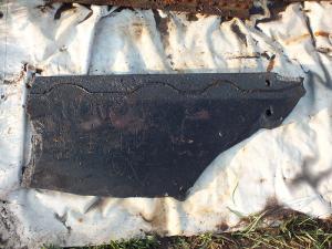 Фрагмент борта  T-III