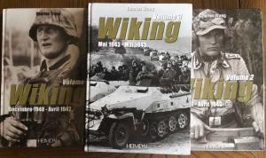 """5.ϟϟ-Panzer-Division """"Wiking"""" в трех томах"""