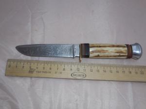Нож скаут ГЮ