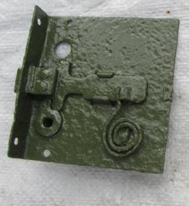 Замок двери Зис-5