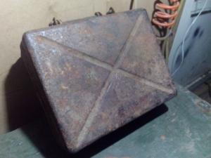Ящик немецкий под мины