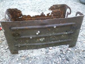 Подставка под термо-контейнер