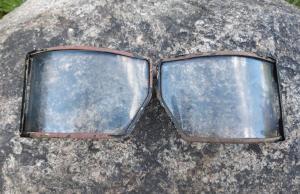 Мото - очки Вермахт.