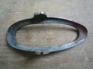 Восстановление стальных шлемов сваркой
