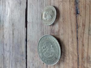 Монеты на подлинность
