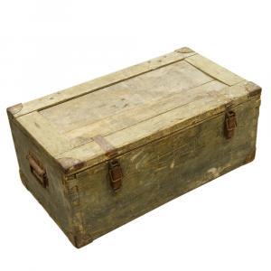 Ящик немецкий для снарядов (?)
