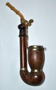 Трубка егерская Bruyere.