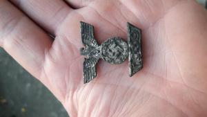 Знак повторного награждения Железного креста 2-го класса