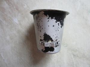 Алюминиевый стакан для горно-егерской фляги
