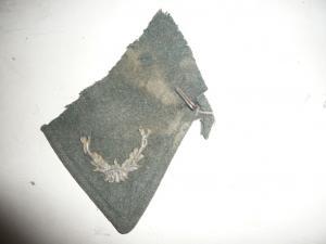 Кокарда Карпатский корпус 1916г егеря