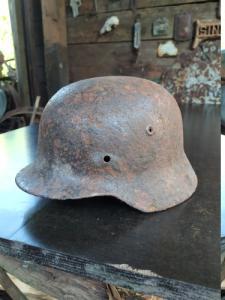 дубовый шлем
