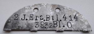 2. J. Ers. Btl. 414