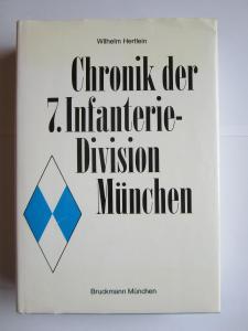 Ищу книгу (можно в электронном виде) Chronik der 7. Infanterie-Division