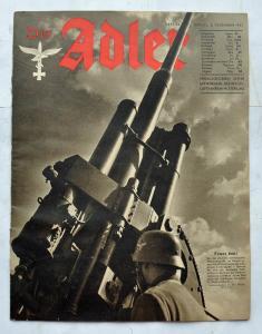 Журналы Der Adler №2 декабрь 1941