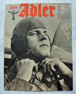 Журнал Der Adler №11 июнь 1941