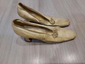 Женские туфли дореволюционные.