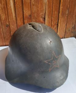 СШ-36 со звездой