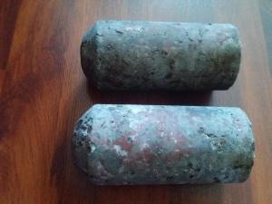 Корпус бетонной мины