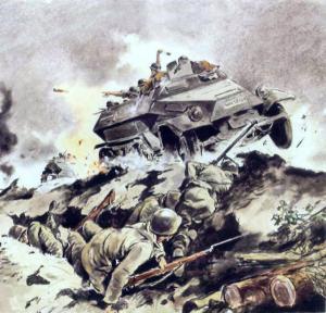 искусство на тему войны