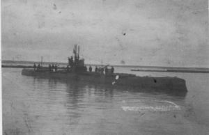 """подводная лодка """"Крокодил"""""""