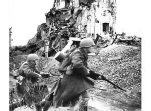 Реконструкция в Сталинграде