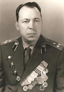 Неизвестный генерал-майор