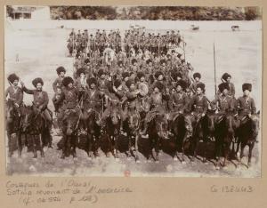Редкие фотографии царской армии, Николай II....