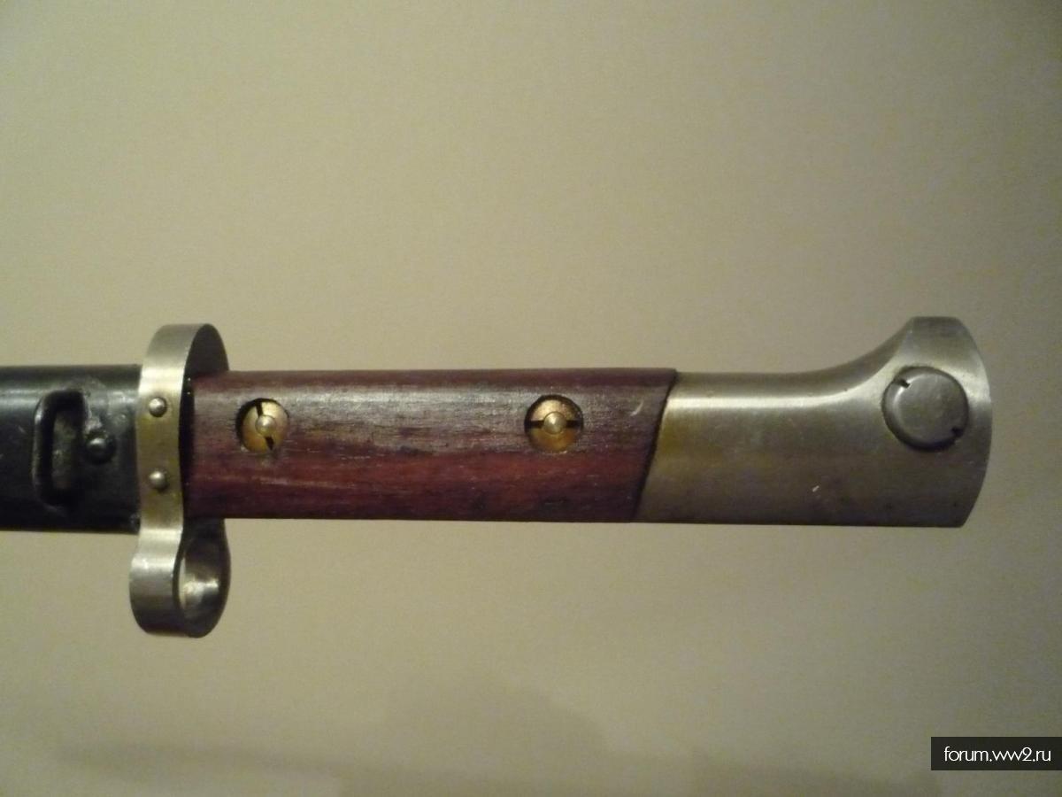 Штык-нож от маузера с арабской вязью