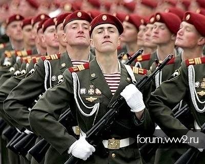 Спецназ ВВ МВД