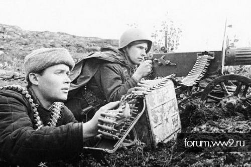 Коробка для лент к пулемету Максим