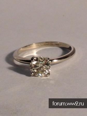Форум кольцо с бриллиантом 10 тенге 2013 года