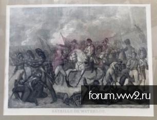 Наполеон. Великие сражения.литографии.