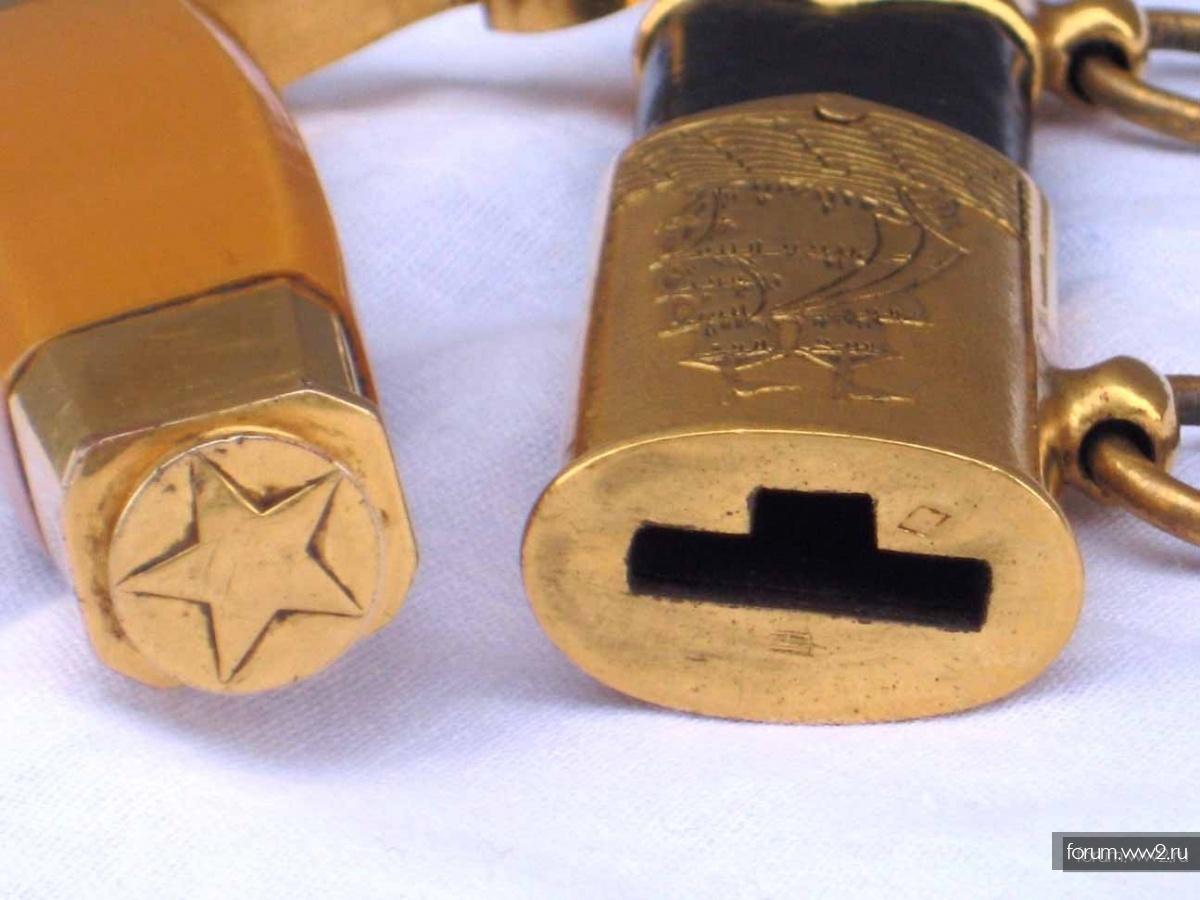 Советские сборные кортики и изделия на их основе