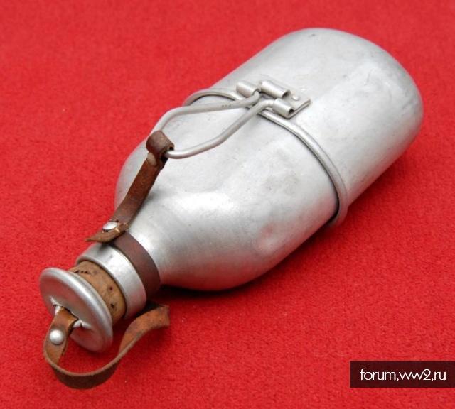 Алюминиевая крышка фляги (Венгрия)