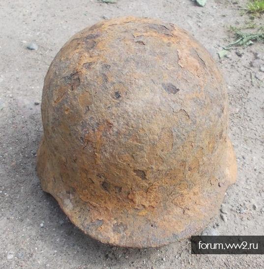 Три немецких шлема