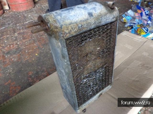 Радиатор (   RSO,   STEYR 1500   )